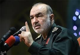 سردار سلامی: سپاه در مقابل جریان نفوذ می ایستد