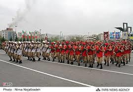 آماده باش نیروی زمینی ارتش در مرزهای غربی کشور