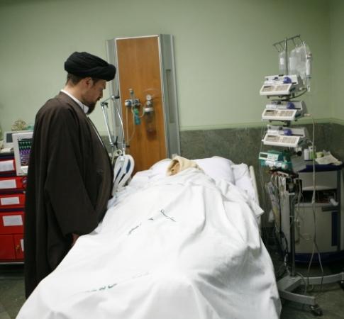 پیام حجتالاسلام والمسلمین سید حسن خمینی به مناسبت درگذشت بانوی بزرگ انقلاب