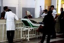 پنج نفر در زلزله لافت هرمزگان مصدوم شدند