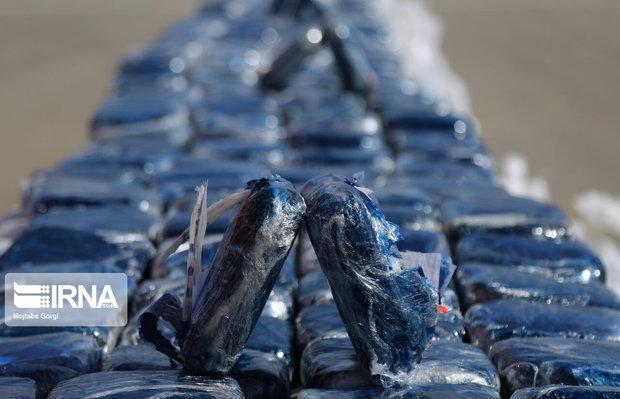 کشف ۴۸۰ کیلوگرم تریاک در خراسان جنوبی