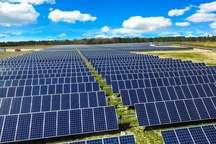 چهار نیروگاه خورشیدی دهه فجر در همدان بهره برداری می شود
