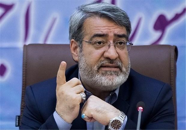 وزیر کشور: هنر مدیریت خطر بزرگی را از سر خوزستان دور کرد