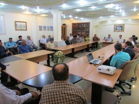 اجرای طرح تحویل حجمی آب کشاورزی در شبکه آبیاری دز