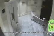 دستگیری دزد لوسترهای جلوی مجتمع های مسکونی شمال پایتخت