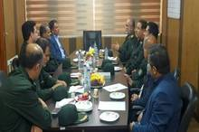 فرمانده سپاه بوشهر:عمران و توسعه کشور در گرو ایجاد امنیت است