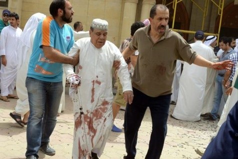 محاکمه عاملان انفجار مسجد شیعیان کویت