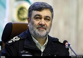 فرمانده نیروی انتظامی: راه اندازی شبکه مجازی ملی یک ضرورت انکارناپذیر است