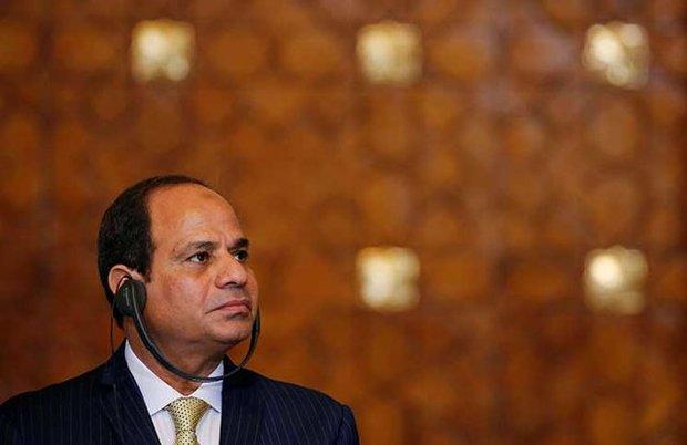 سیسی: روابط ما با عربستان استراتژیک و تاریخی است/ هیچ کشوری در مصر پایگاه ندارد