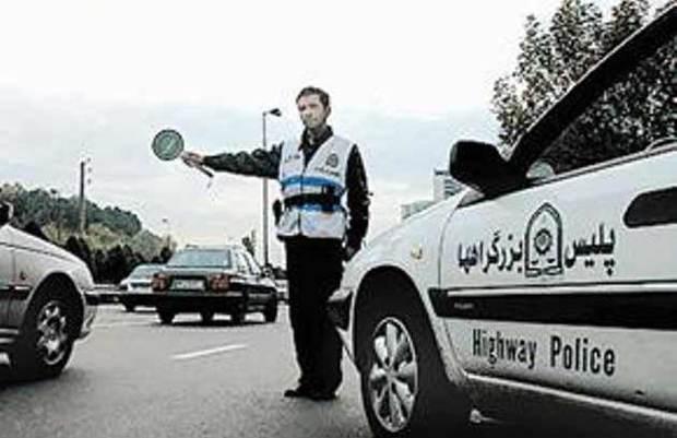 محدودیتهای ترافیکی ایام ارتحال امام خمینی(س) اعلام شد