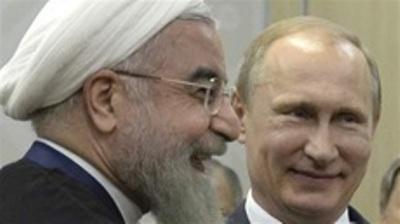 ائتلاف ایران و روسیه روابط بین الملل را متحول می کند