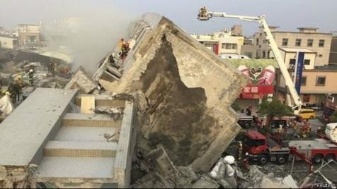 ۶ زلزله مرگبار در تاریخ جهان