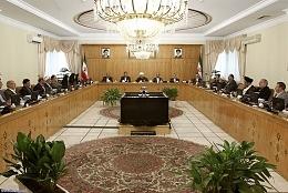 در جلسه امروز هیات دولت چه گذشت؟/ دستور روحانی برای رسیدگی سریع به زلزله زدگان ایلام