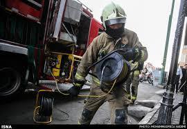 جزئیات حریق گسترده انبار نفتی در جنوب تهران