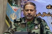 فرمانده قرارگاه منطقهای نزاجا: هیچ قدرتی نمیتواند ایران را تهدید کند
