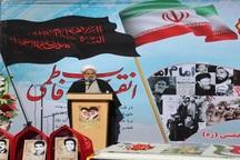 حاکمیت دینی سند افتخار انقلاب اسلامی است