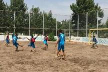 تیم فوتبال ساحلی شهرداری بندرعباس 4 پله صعود کرد