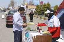 طرح بهبود رفتارهای ترافیکی در چهارمحال و بختیاری اجرا شد