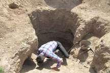 دستگیری دو حفار غیر مجاز در مناطق تاریخی رشتخوار