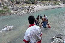 گردشگر ۴۵ساله در رودخانه خرسان لردگان غرق شد