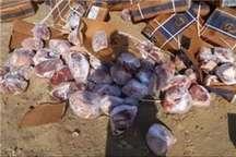 کشف 200 تن گوشت قرمز قاچاق در هرمزگان