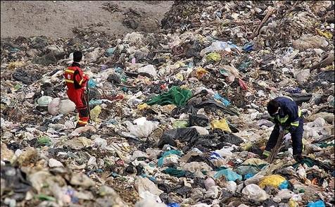 زندگی مردم کنار سایت دفن زباله عبداله آباد تهران چگونه می گذرد؟