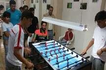 برترین های فوتبال روی میز جام رمضان فارس شناخته شدند