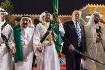 عربستان وفادارانه به آمریکا دلار می دهد