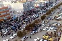 تاکنون 15 هزار نفر از مسافران نوروزی در بانه اسکان یافتند