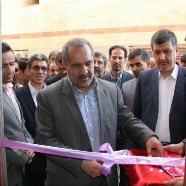 افتتاح 25 طرح تولیدی و افزون بر 200 طرح عمرانی در آذربایجان غربی