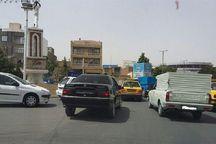 توقیف ۳۰ خودرو فاقد پلاک در مهاباد