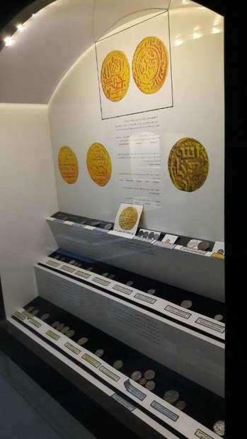مهر و سکه های موزه کومش سمنان به 2 هزار قطعه افزایش یافت