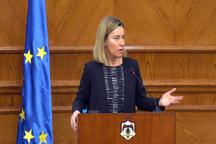 موگرینی: توافق هستهای ایران کارآمد بوده و باید حفظ شود