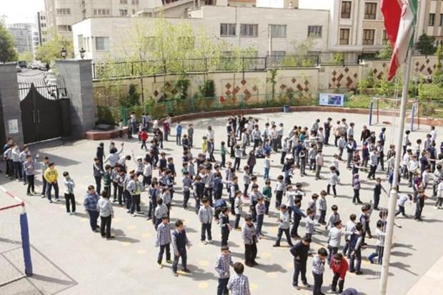 نرخ شهریه مدارس هیات امنایی قم 10درصد افزایش یافت