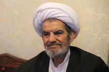 حجت الاسلام حسنی مظهر ایستادگی در برابر عناصر ضد انقلاب بود