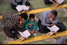 40 مسجد چهارمحال وبختیاری میزبان طرح قرآن در زلال اعتکاف است
