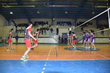 رقابت های چندجانبه والیبال فاروج با شناخت برترین ها پایان یافت