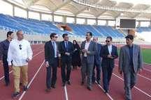 بازدید سفیر استرالیا در ایران از ورزشگاه امام رضا(ع) مشهد