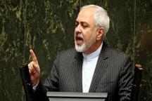 مجلس از پاسخ های ظریف قانع شد+ حواشی