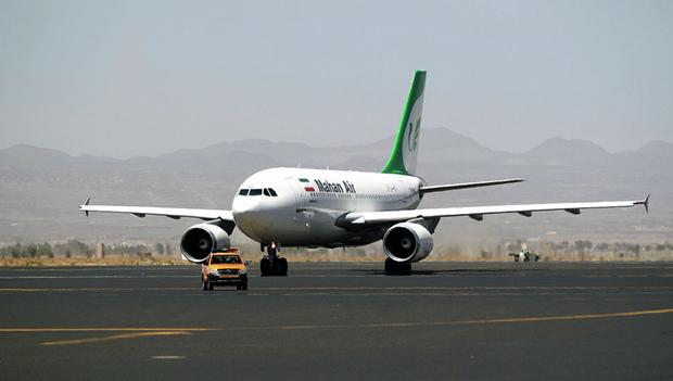 هواپیمای مسیر بمبئی زاهدان را به مقصد تهران ترک کرد