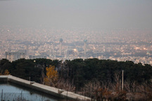وضعیت ناسالم هوای اصفهان وارد پنجمین روز متوالی شد