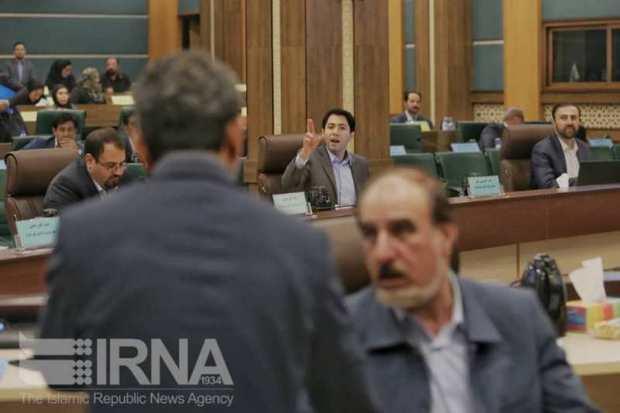 بازبینی فیلم رای گیری، پایانی بر حاشیه جلسه شورای شهر شیراز