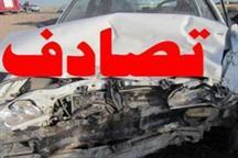 حوادث جاده های خوزستان سه کشته و 31 مصدوم داشت