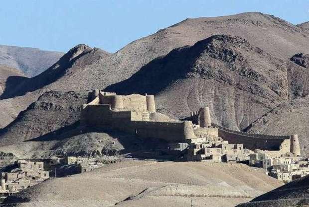 قلعه فورگ؛ روایتگر تاریخ کهن