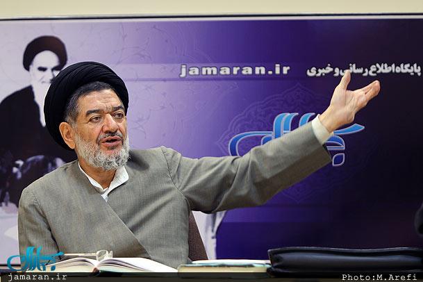 پیام تسلیت محتشمی پور به حجت الاسلام والمسلمین مقدم