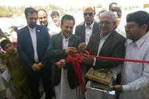 مدرسه خیری روستای سرکهوران ایرانشهر افتتاح شد