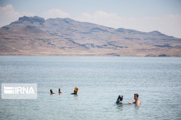 دریاچه ارومیه عمیقتر شده است