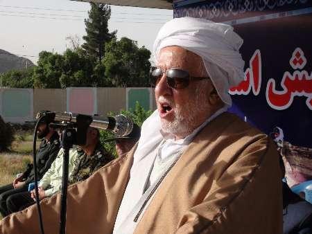 امام جمعه روانسر: باید از وحدت و اتحاد ملت ایران پاسداری کنیم