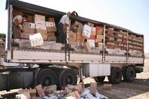 پلیس هرمزگان 593 دستگاه خودرو حامل کالای قاچاق را توقیف کرد