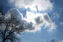 ابرناکی و وزش باد برای سمنان پیش بینی می شود